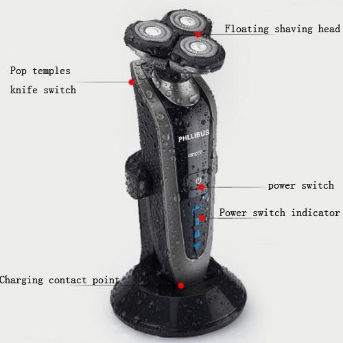 electirc shavers for men 3