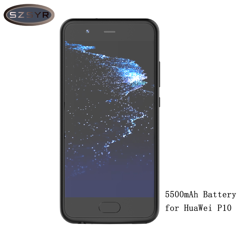 New <font><b>Battery</b></font> <font><b>case</b></font> Backup Cover <font><b>Case</b></font> For <font><b>HuaWei</b></font> <font><b>P10</b></font> External Charger <font><b>Battery</b></font> Charger Power Bank <font><b>Case</b></font> 5500mAh Freeshipping image