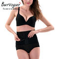 Burvogue mulheres 2017 bundas lifter new hot cintura shaper controle shaperwear cintura alta emagrecimento underwear plus size shaper boyshort