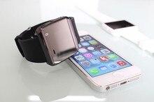 Heißer Smart U uhr 2 s wasserdichte drahtlose bluetooth smartwatch Sync Anruf für android Smartphone Multi-sprachen weiß/schwarz farbe