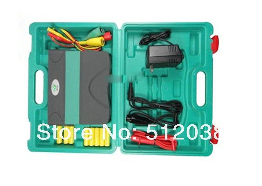DY5101 Insulation Tester Megohmmeter 1000V + Voltmeter + Phase Indicator 3 in 1
