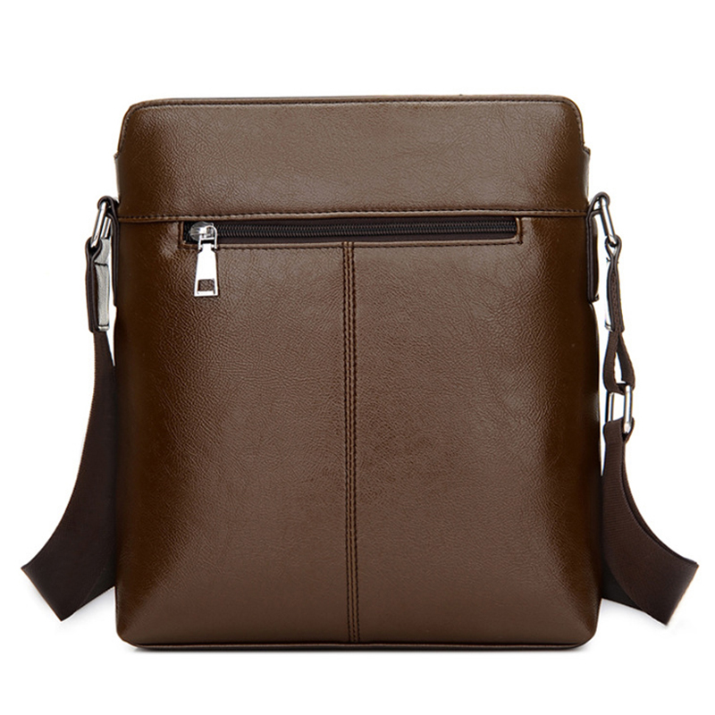 Brand Kangaroo Men/'s Bag Leather Business Men/'s Crossbody Shoulder Messenger Bag