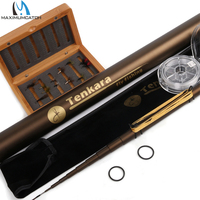 Maximumcatch Classical Tenkara Fly Fishing Rod 10 11 12 13FT 7 3 ACTION Super Light Traditional