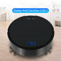 Dust Toy Office Vacuum Cleaner Electric Home Anti fall Floor Dirt Hair Sweeping Robot Powerful USB Rechargeable Auto Gift