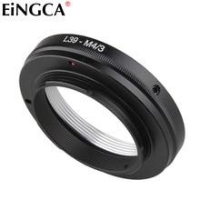 For Leica L39 Lens to Micro 4/3 M43 Camera Lens Adapter for Olympus Panasonic E PL2 E PL3 E PL5 E PM2 OM D E M5 II GF3 GH3 GH5