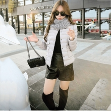Long Sleeves Ukraine Winter Suit Warm Button Cheap Jacket Thick Girl H Coat Korean Palto Female Clothes Windcheater Overcoats
