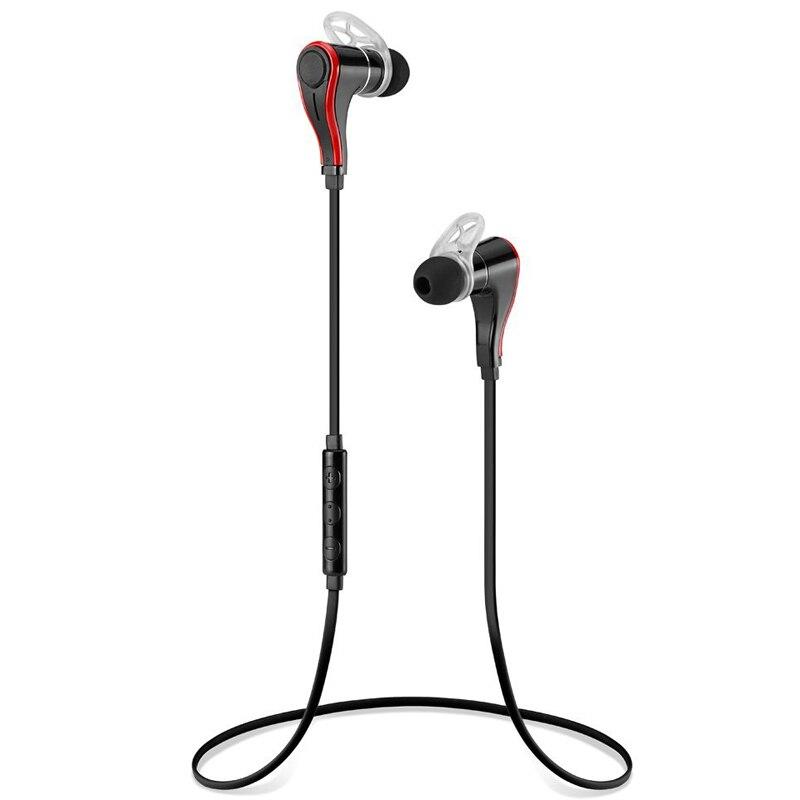 Good Quality 1 to 2 Sport V4.0 Bluetooth Headset Wireless Stereo Bluetooth Headphone Earphone for iPhone Samsung Xiaomi Huawei