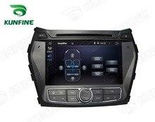 Quad Core 1024*600 Android 5.1 Car DVD GPS Navigation Player for Hyundai IX45 Santa Fe 2013 Radio wifi 3G steering wheel control