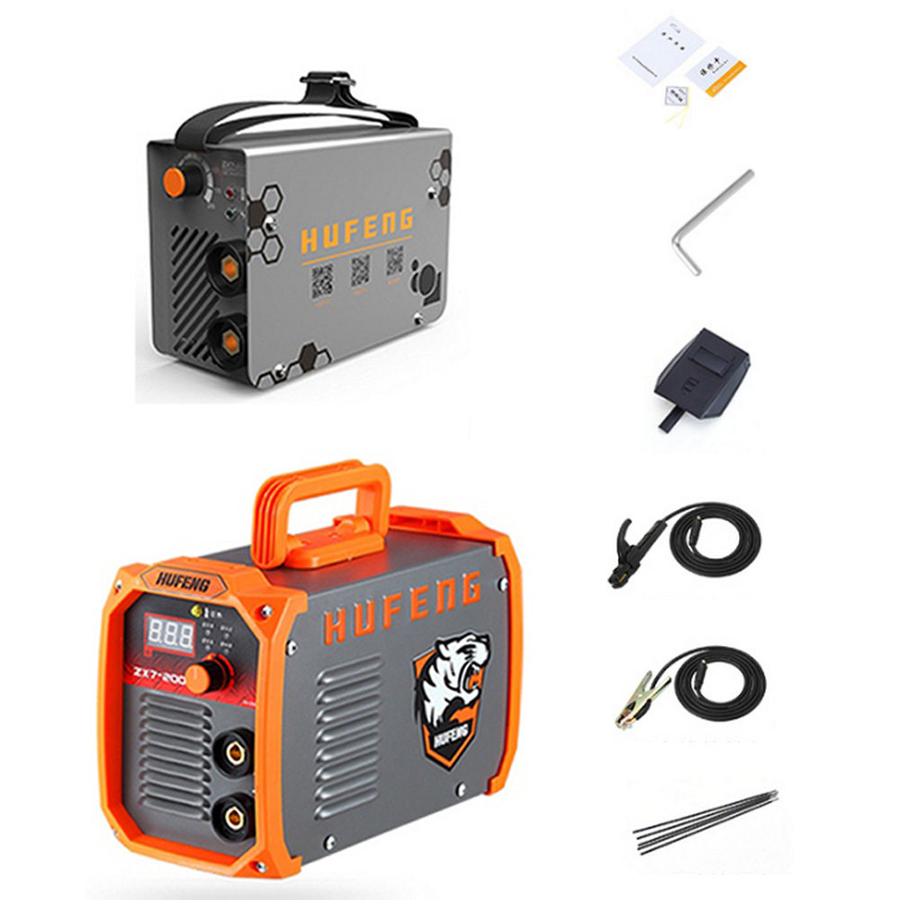 220V Welding Machine Inverter 3.2 Long Welding Intelligent Welding Machine DIY Welding Processing Auto Welding Tools Set