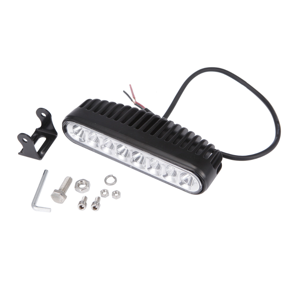 6.5INCH LED Work Light Combo DRL Offroad Car ATV 4WD Wagon Pickup 4X4 - Car Lights - Photo 2