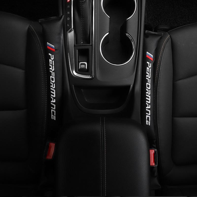 2х зазор сиденья наполнитель мягкая прокладка для BMW E46 E39 E90 E60 AUDI A3 A4 B8 B6 A6 VW GOLF 4 5 Passat B5 B6 автомобильные аксессуары
