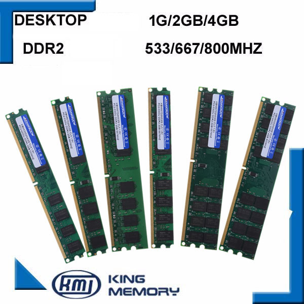 KEMBONA PC DESKTOP DDR2 2GB 4GB 800MHZ 667MHZ 533 Mhz only for A-M-D MB ram 1.8V PC2 - 6400 DDR2 2G 4G RAM MEMORY MEMORIA kembona for intel and for a m d pc desktop ddr2 2gb 4gb 1gb ram memoryddr2 800 667 533 mhz pc ddr2 1g 2g 4g