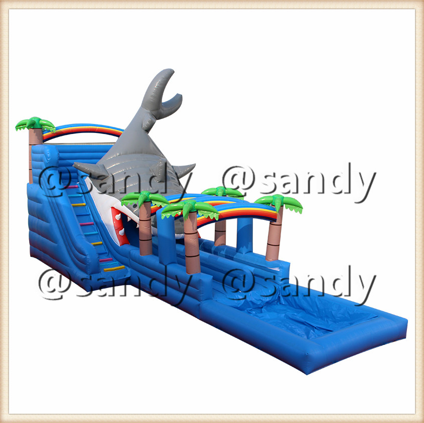 Inflatable Water Slide Port Macquarie: Free Sea Ship To Port,Ocean Outdoor Giant Commercial