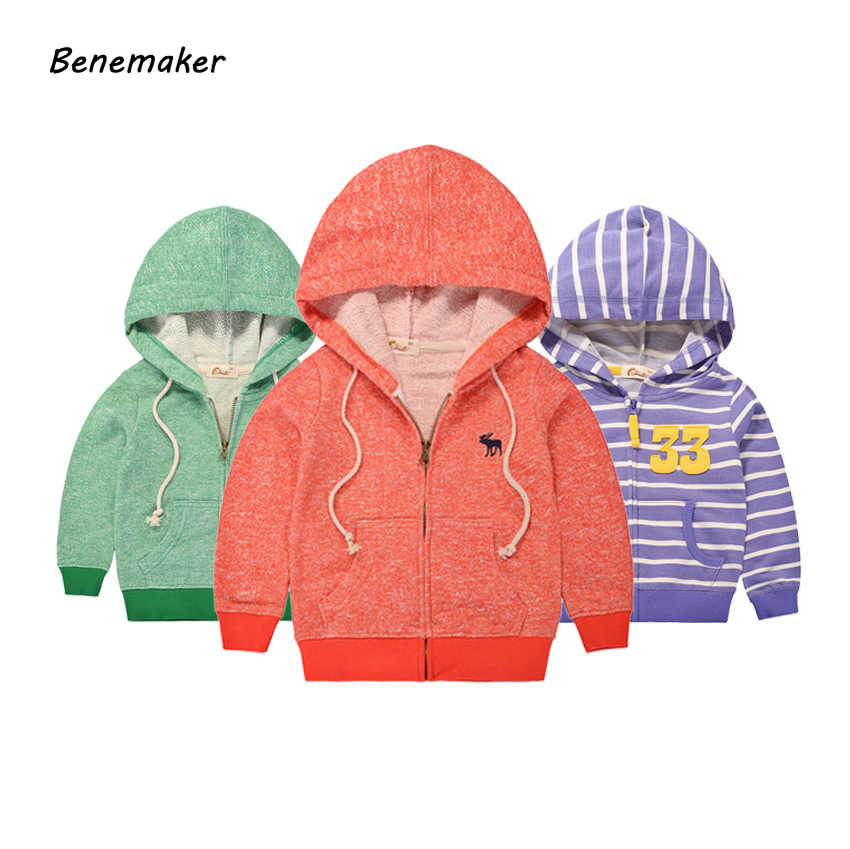 23592518f Detail Feedback Questions about Benemaker New Spring Cotton Jackets For  Girls Boys Hooded Casual Outerwear Children's Clothing Baby Windbreaker Kids  Coats ...