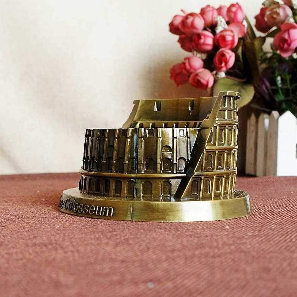 A PCS New Colosseum Models Metal Crafts Metal Gifts Travel Monuments AP5181011