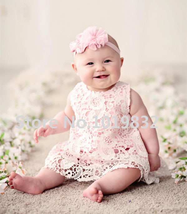 Fabulous Baby Clothing Set Top Quality Baby Girl Swing Top Bloomer Set Princess Girl Pink Lace Birthday Outfit