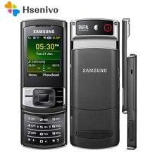 C3050 original 100% открыл Samsung C3050 2.0 дюйм(ов) GPRS GSM Дешевые Восстановленное мобильного телефона Бесплатная доставка