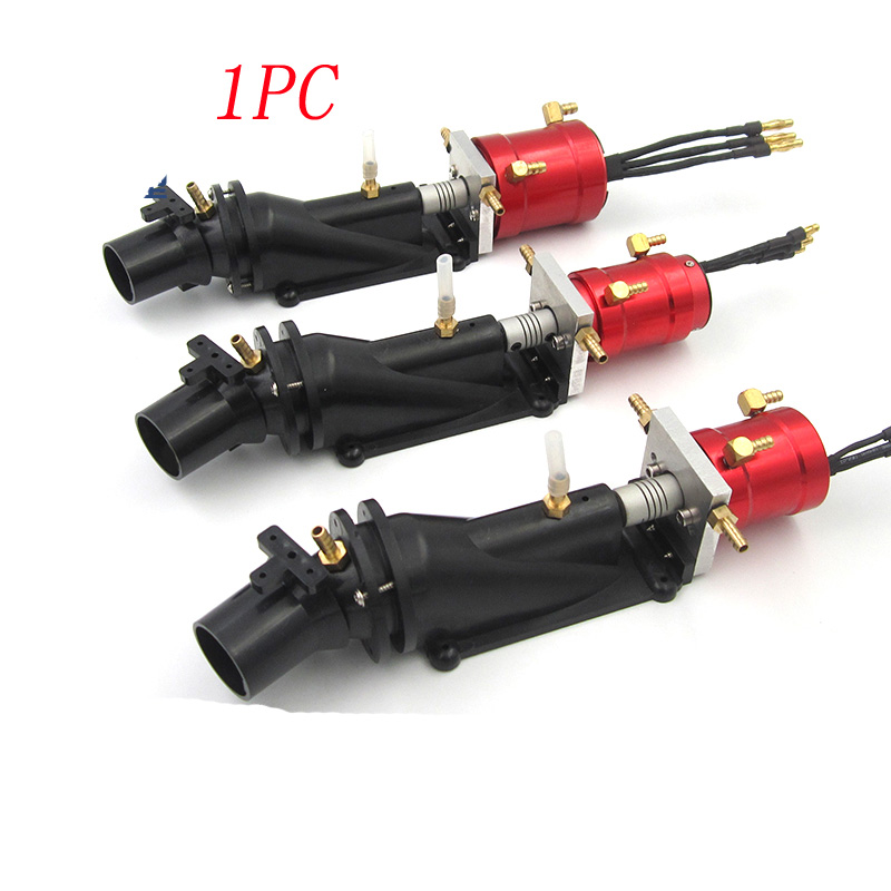 1PC Water Jet Pump RC Engine Motor 2835/2850/3650 Brushless 26mm Sprayer Propeller Injector Thruster Parts for Boat