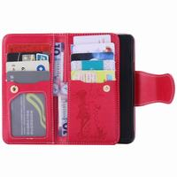Luxury Phone Case For Coque Samsung Galaxy A3 2016 High Quality Leather Magnetic Flip Wallet Stand