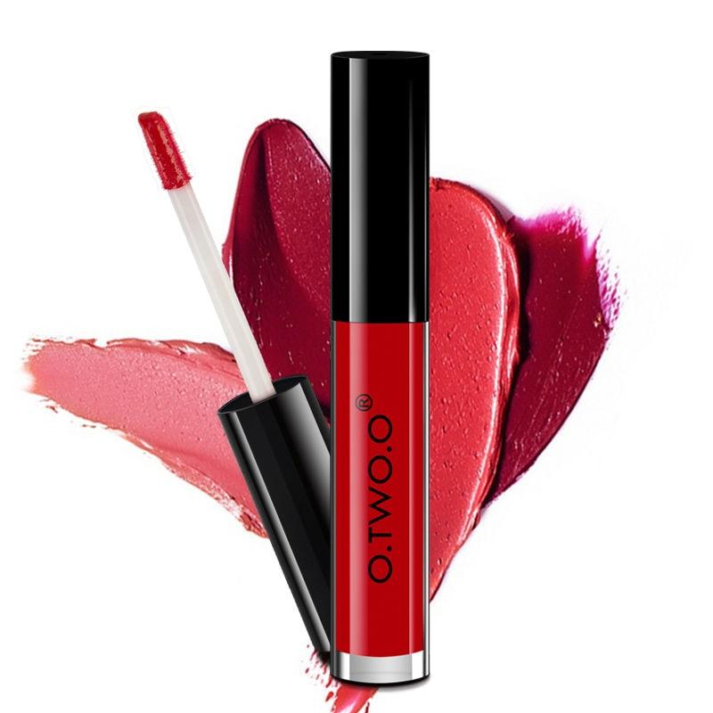 O.TWO.O 5 stk. Lip Gloss Makeup Set Lip Oil Langvarig DIY Vandtæt - Makeup - Foto 3