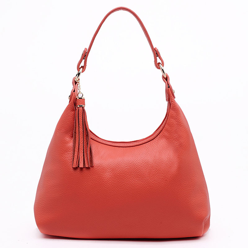 2015 new arrival fashion design genuine leather lady handbags with high quality female shopping messenger bags shoulder bag