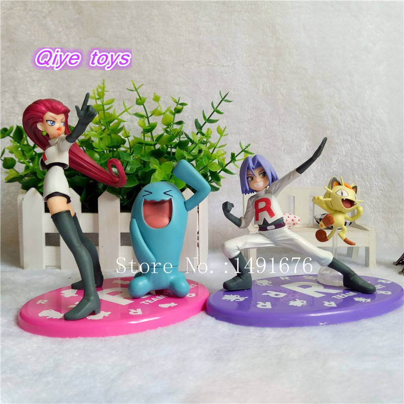Kissen 2 teile/satz anime abbildung gehen taschen-monster james & mauzi pvc modell spielzeug puppe action figure sammlung