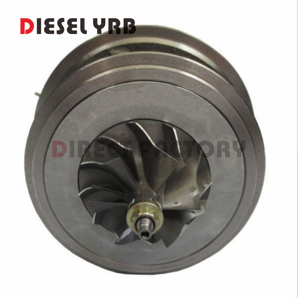 Turbo turbine cartridge <font><b>GT1752V</b></font> 762965 core assembly CHRA for BMW 520d X3 2.0D M47D20 / M47TU-turbocharger 11657794022 image