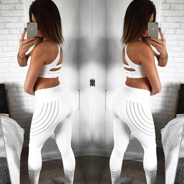 Fashion Women Leggings Slim High Waist Elasticity Leggings Fitness Printing leggins  Breathable Woman Pants Leggings