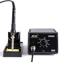 JCD 936 soldering station 600W 220V Soldering Iron Constant Temperature Antistatic welding solder tools repair top quality