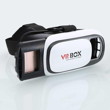 vr box 2.0 and controller glasses virtual reality diffraction pixel game gafas de realidad para iphone y con control