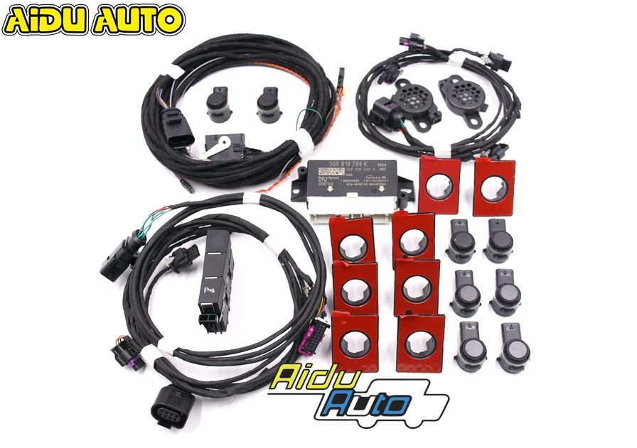USE FOR VW Golf 7 MK7 VII Front and Rear 8K OPS Parking Pilot 5Q0 919