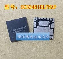 5pcs/lot     SC33481    SC33481BLPNAF    QFN24
