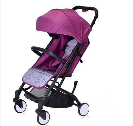 Baby pushcart, portable folding baby can sit and lie high landscape summer rod baby trolley.Baby pushcart, portable folding baby can sit and lie high landscape summer rod baby trolley.