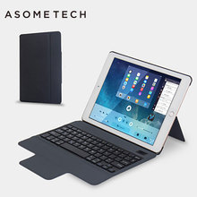 Wireless Bluetooth 3.0 Keyboard Case For iPad Mini 1 2 3 4 Full Protection Portable Keyboard Stand Smart Tablets Cover Capa+gift