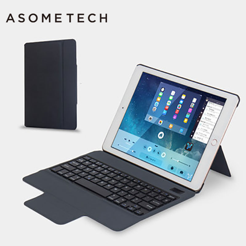 Wireless Bluetooth 3 0 Keyboard Case For IPad Mini 1 2 3 4 Full Protection Portable