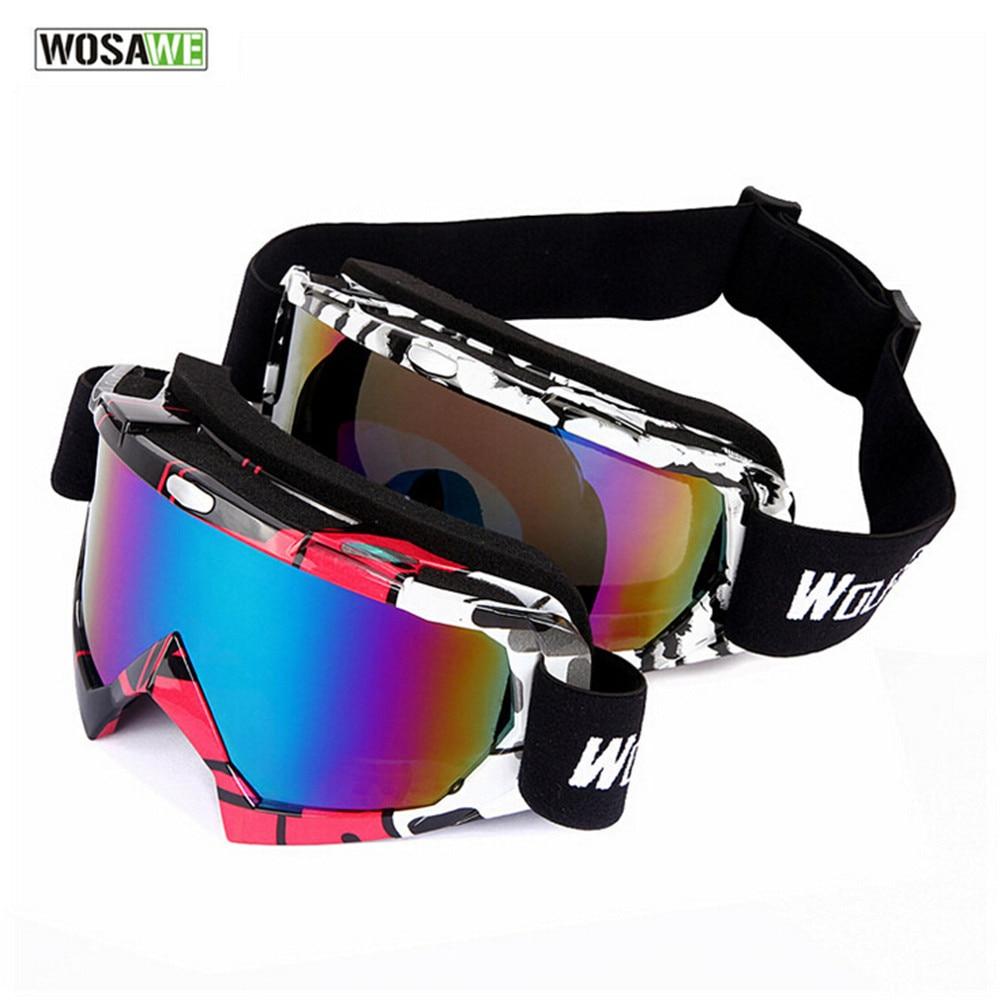 NEWBOLER MTB Glasses Off Road Racing Motocross glasses Man//Woman DH Downhill