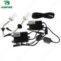 12v 100w H11 Car HID Conversion Kit HID xenon KIT car HID headlight with 100% AC ballast