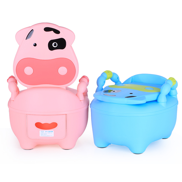 Baby Children Large Drawer Type  Lavatory Pan Baby Boy Urinal Pedestal Pan Baby Toilet Training