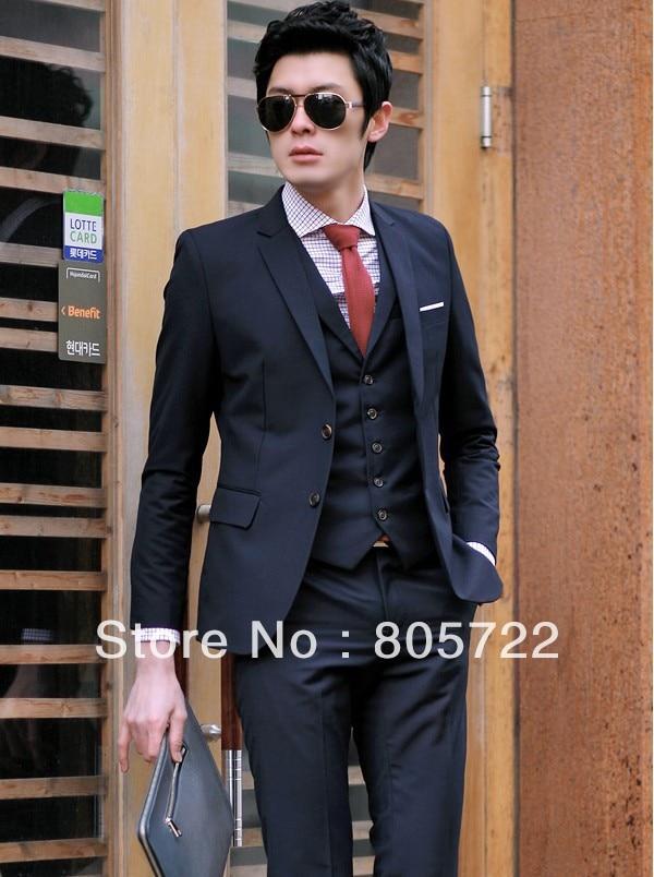 Mens 3 Piece Wedding Suits - Jetumalu.net
