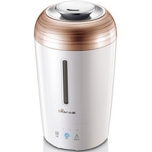 220V 4L Air Ultrasonic Humidifiers Anion Aromatherapy Diffuser Air Purifier  Conditioner 4 Gear Touch Control Hot/Cold Fog