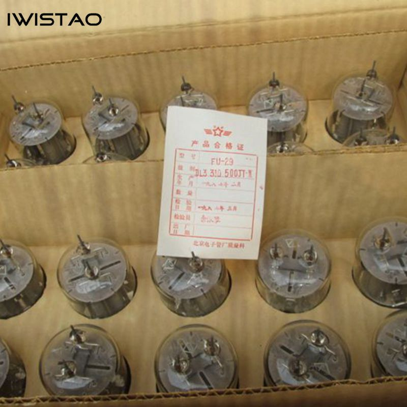Vacuum Tube FU32 1pc Inventory Product For Tube Amplifier Headphone Amp High Reliability