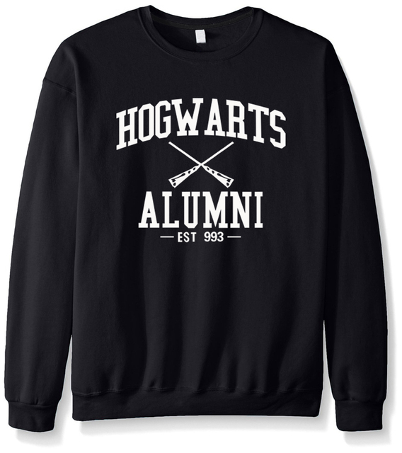 Autumn streetwear Hogwarts Inspired Students Magic Hoodies Harajuku Tracksuit For Men American Apparel Sweatshirt high quality