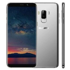 Image 2 - Original BLUBOO S8 Plus 6.0 18:9 Smartphone à affichage complet MTK6750T 4G RAM 64G ROM Android 7.0 double caméra arrière empreinte digitale