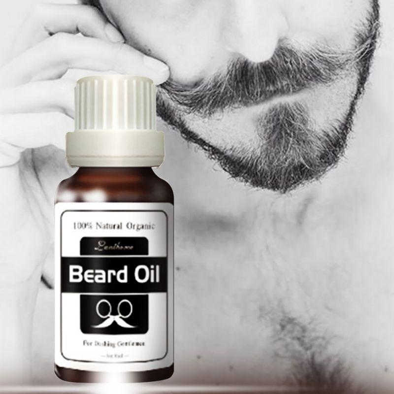 100% Natural Beard Oil Organic Beard Shaping Beard care Oil Conditioner Moisturizing Top Quality