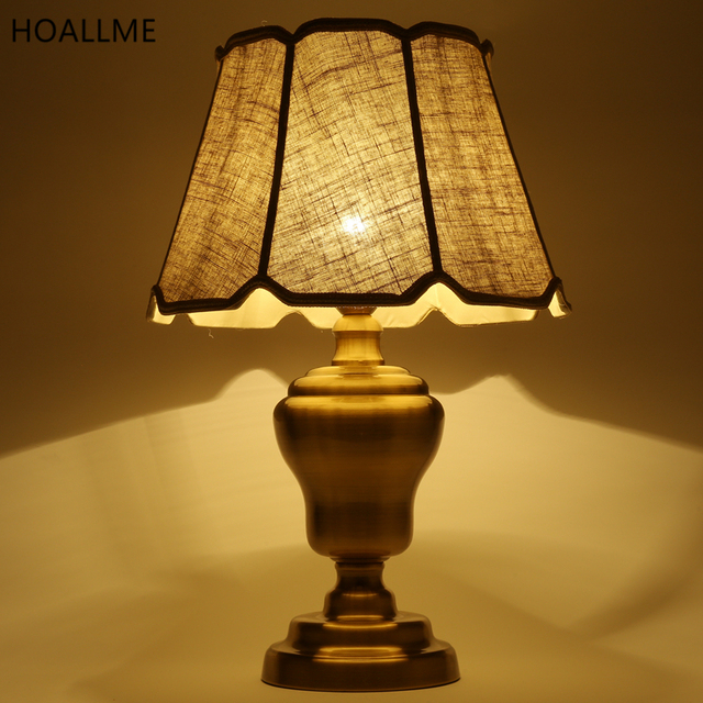 Modern Table Lamps Abajur De Mesa Lamparas Europe Brief