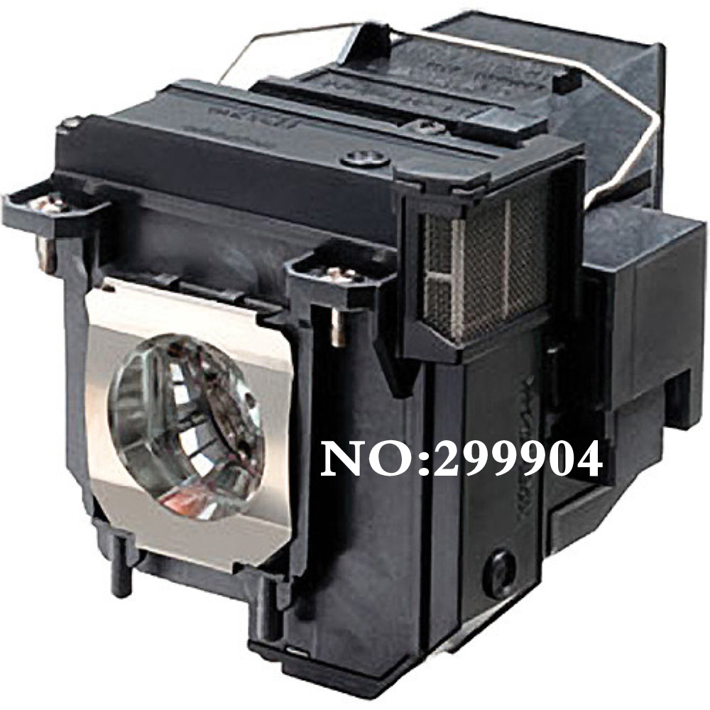 Replacement Original Projector ELPLP80 Lamp For Epson PowerLite 580 585W ;BrightLink 585Wi  595Wi projectors replacement original projector elplp88 lamp for epson powerlite s27 x27 w29 97h 98h 99wh 955wh and 965h projectors