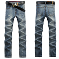 2016 Новая мода мужская зима и весна стиль джинсы марка джинсы, мужские джинсы брюки высокое качество freeshipping джинсы UK381