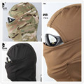 EMERSON GEAR Fleece Warmer Hood airsoft painball CS military wargame face Hunting Caps EM6631 Multicam Skullies