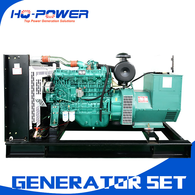 electronic generator 150kw 60hz ac brushless diesel genset for hotel use