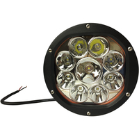 auto products for jeep car light lamp working light LED light lamp 135W Aluminum Alloy 7inch LED6411 Lantsun